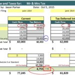 Retirement Planning Spreadsheet Canada and Early Retirement Spreadsheet