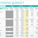 spreadsheet for budgeting money