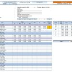 Download Free Proforma Invoice Excel Template